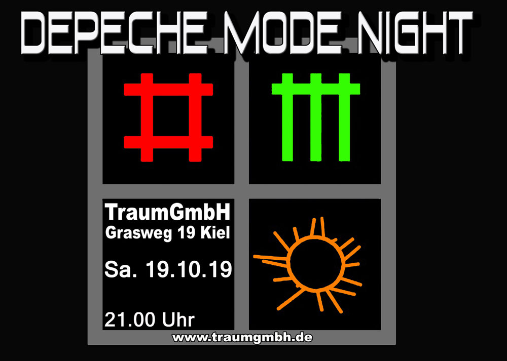 Depeche Mode Night